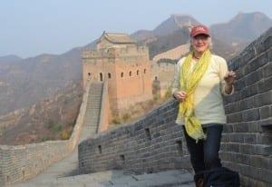 Liora's CDA Academy Hat in China