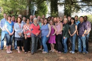 Retreat Group Photo