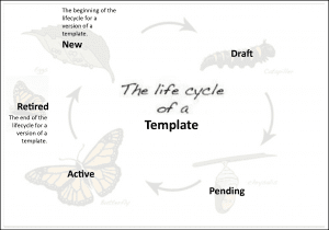 Template Lifecycle Image